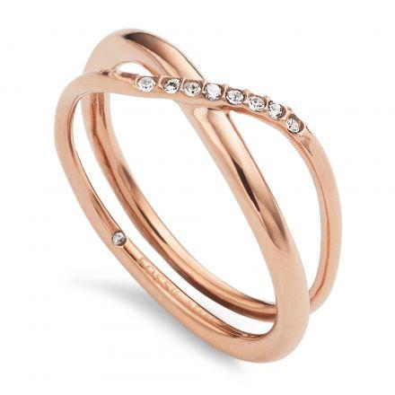 Biżuteria Fossil - Pierścionek JF02255791503 160 Rozmiar 10