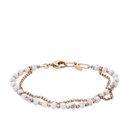 Biżuteria Fossil - Bransoleta JA6774791