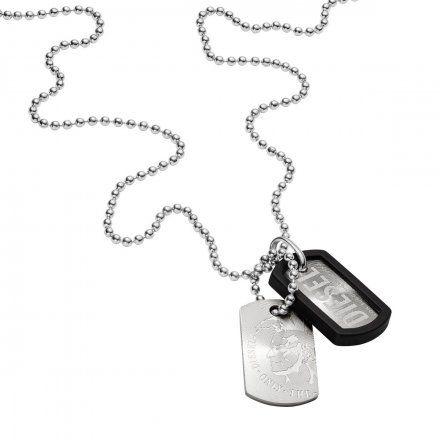 Biżuteria Diesel - Naszyjnik DX0202040 Rozmiar Uniwersalny
