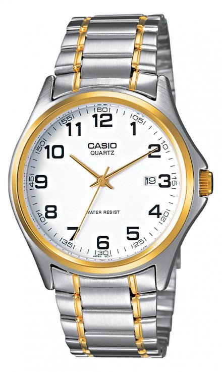 Zegarek Męski Casio MTP-1188G-7BEF Casio Classic MTP-1188G -7B