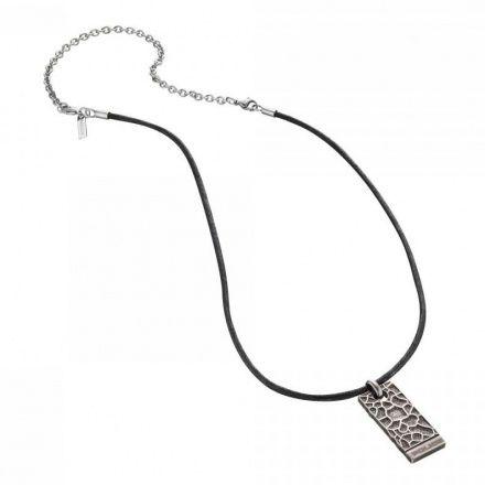 Biżuteria Police - PJ.25684PLE/01 - Naszyjnik ARMATURE PJ25684