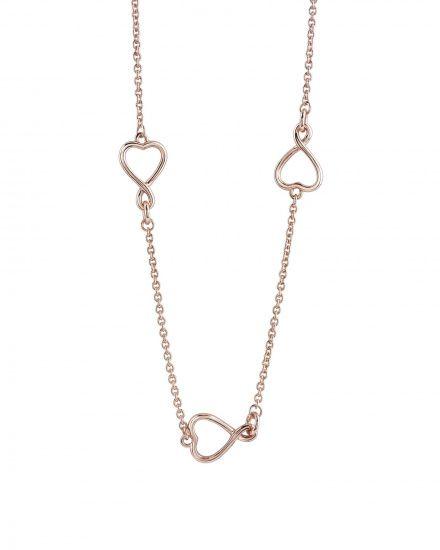 Biżuteria Guess - Naszyjnik UBN61057