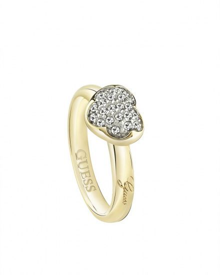 Biżuteria Guess - Pierścionek UBR72502-50