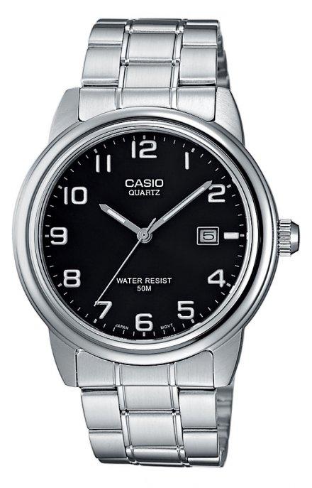 Zegarek Męski Casio MTP-1221A-1AV Casio Classic MTP-1221A -1AV