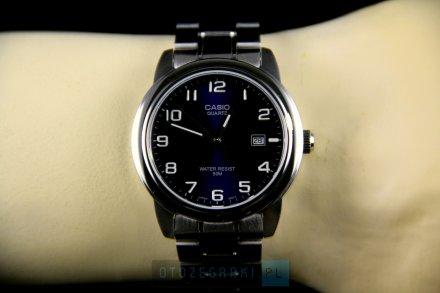 Zegarek Męski Casio MTP-1221A-2AV Casio Classic MTP-1221A -2AV