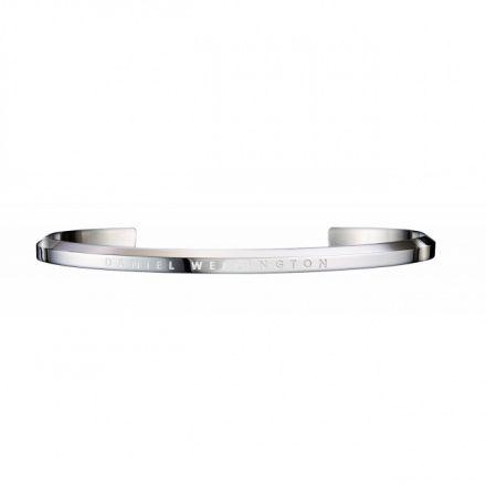 Bransoletka Daniel Wellington DW00400002 DW Classic Cuff Silver (L)
