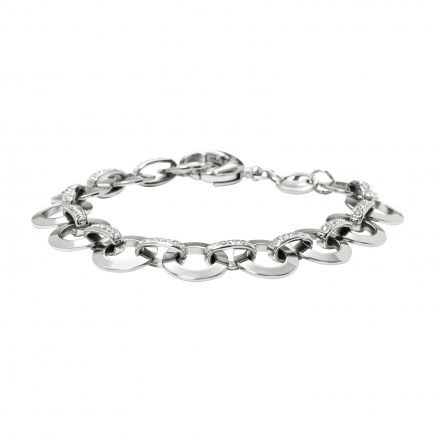 Biżuteria Fossil - Bransoleta JF00691040 - SALE -30%