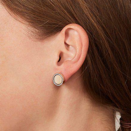 Biżuteria Fossil - Kolczyki JF01715791