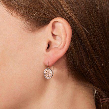 Biżuteria Fossil - Kolczyki JF01737791