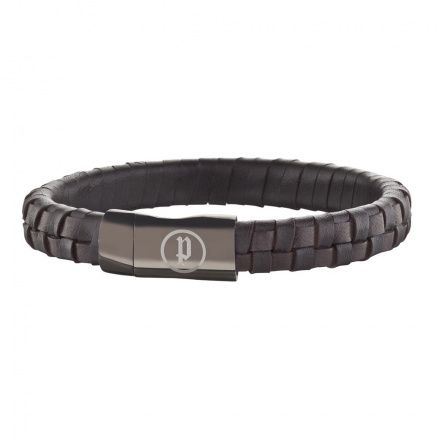 Biżuteria Police - PJ.25689BLC/02-L - Bransoleta CONNECTOR PJ25689