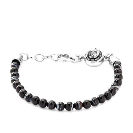 Biżuteria Diesel - Bransoleta DX0848040