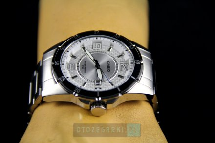 Zegarek Męski Casio MTP-1291D-7AVEF Casio Classic MTP-1291D -7AVEF