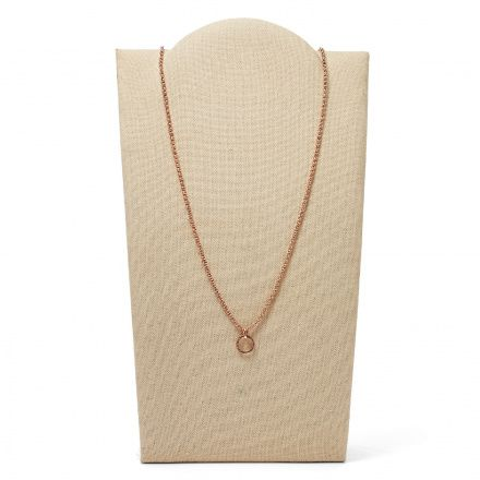 Biżuteria Fossil - Naszyjnik JF01893791 - SALE -30%