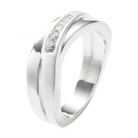 Biżuteria Fossil - Pierścionek JF12766040508 180 Rozmiar 17 - SALE -30%