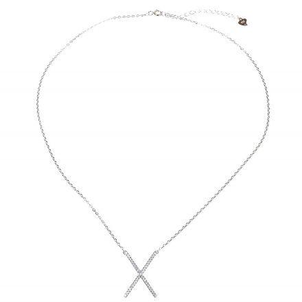Biżuteria damska ze srebra SAXO Naszyjnik srebrny SŁ.034.01