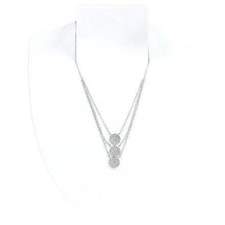 Biżuteria damska ze srebra SAXO Naszyjnik srebrny SŁ.060.01