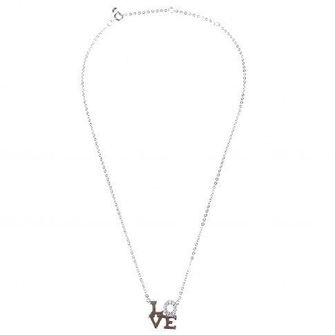 95c6284cae Biżuteria damska ze srebra SAXO Naszyjnik srebrny SŁ.035.01 - 80