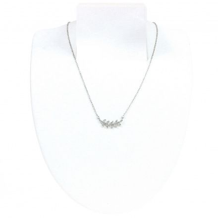 Biżuteria damska ze srebra SAXO Naszyjnik srebrny SŁ.029.01