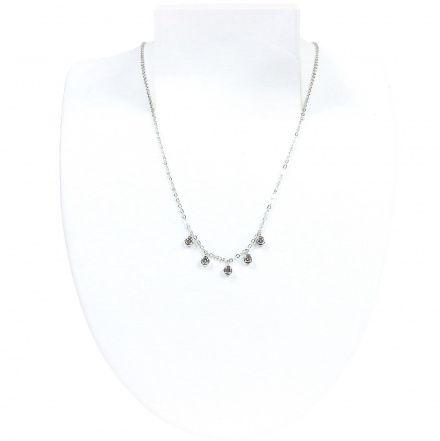 Biżuteria damska ze srebra SAXO Naszyjnik srebrny SŁ.039.01