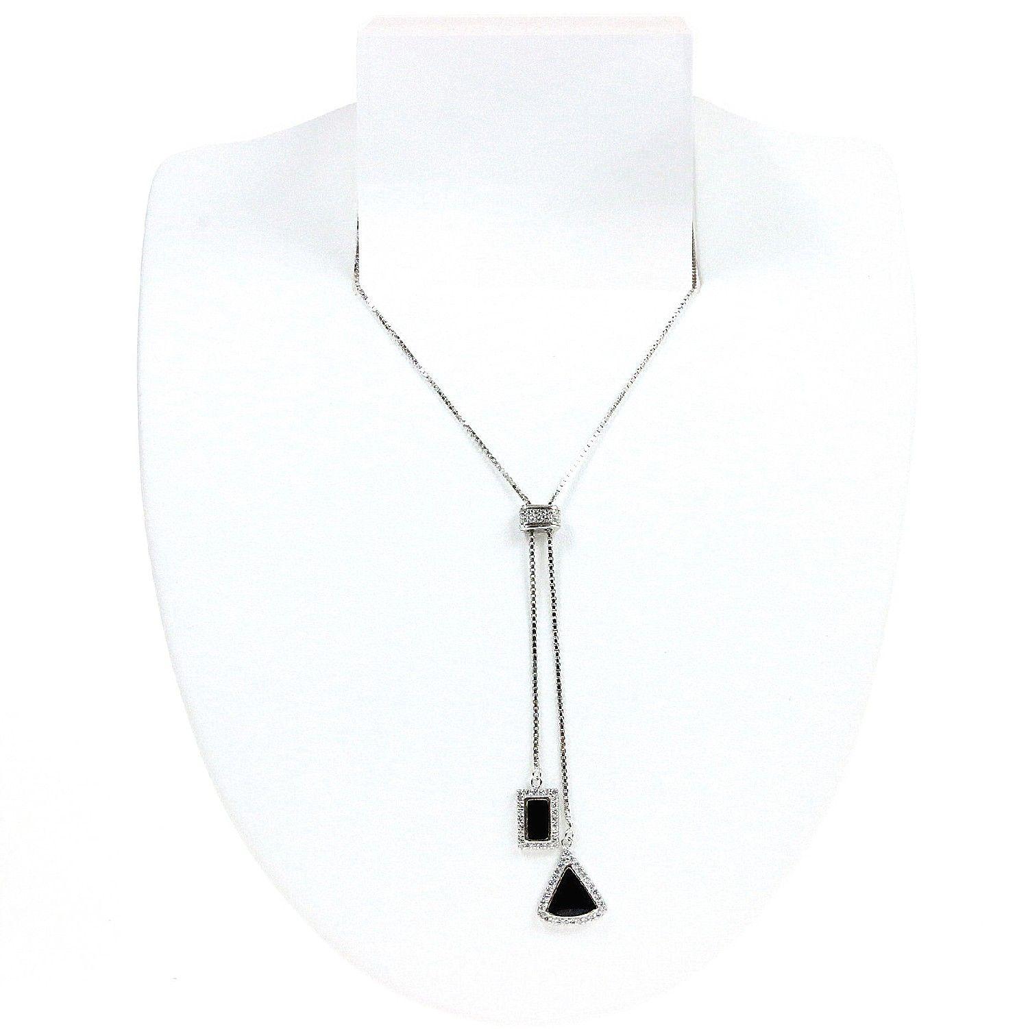 e70d4110a7 Biżuteria damska ze srebra SAXO Naszyjnik srebrny SŁ.065.01 - 140