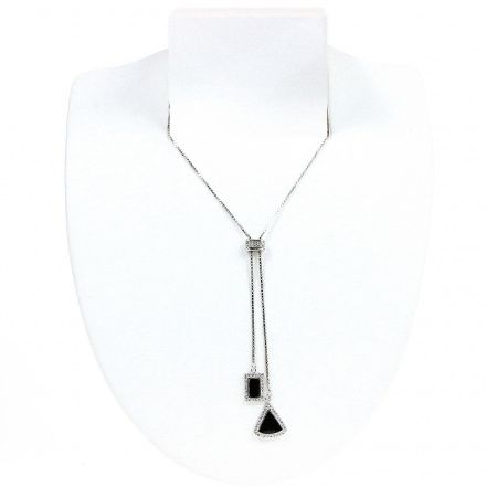 Biżuteria damska ze srebra SAXO Naszyjnik srebrny SŁ.065.01
