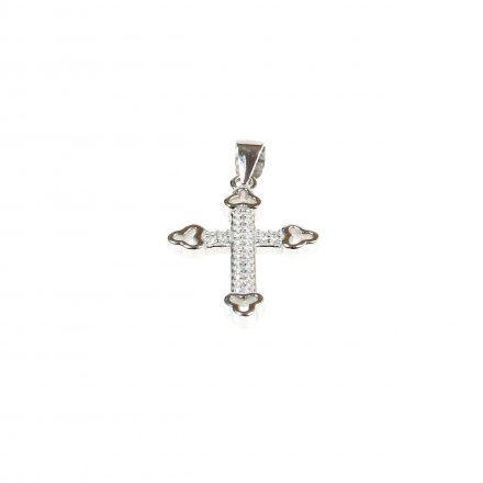 Biżuteria damska ze srebra SAXO Zawieszka srebrna SZ.024.01