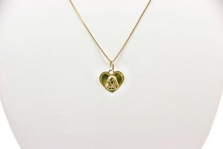 Biżuteria damska ze złota PR.585 14 Karat SAXO Zawieszka złota ZZ.A.075.01