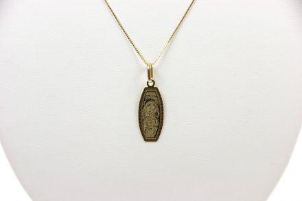 Biżuteria damska ze złota PR.585 14 Karat SAXO Zawieszka złota ZZ.A.096.01