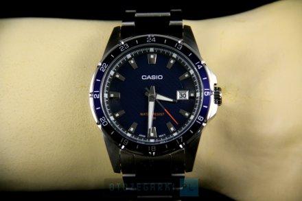 Zegarek Męski Casio MTP-1290D-2AVEF Casio Classic MTP-1290D -2AVEF