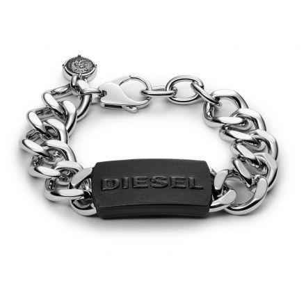 Biżuteria Diesel - Bransoleta DX1010040 - SALE -30%