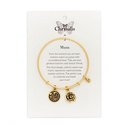Biżuteria Chrysalis Bransoletka Friends & Family Mum CRBT0700GP