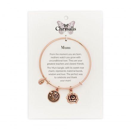 Biżuteria Chrysalis Bransoletka Friends & Family Mum CRBT0700RG