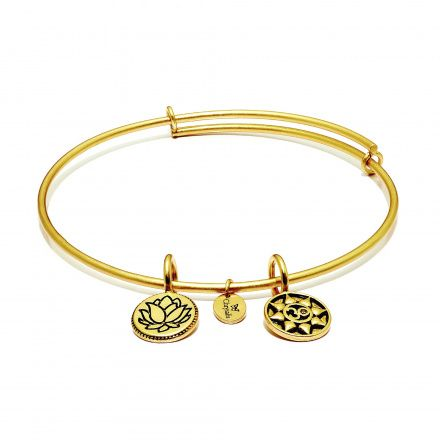 Biżuteria Chrysalis Bransoletka Life Mantra CRBT0006GP