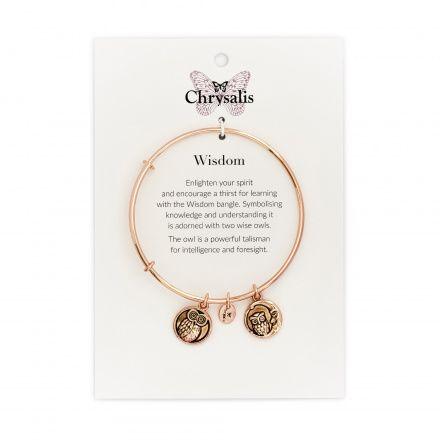 Biżuteria Chrysalis Bransoletka Serenity Wisdom CRBT0309RG