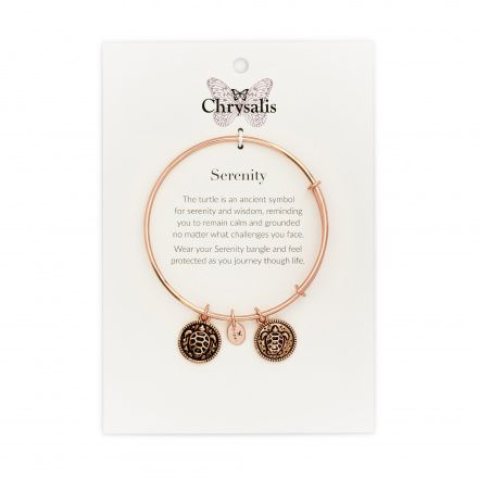 Biżuteria Chrysalis Bransoletka Serenity Serenity CRBT0311RG