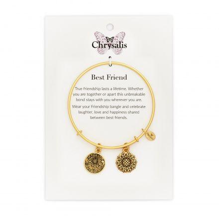 Biżuteria Chrysalis Bransoletka Thinking Of You Best Friend CRBT0717GP