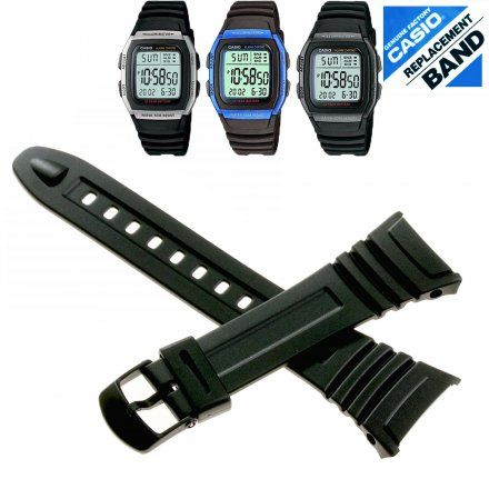 Pasek 10076822 Do Zegarka Casio Model W-96H