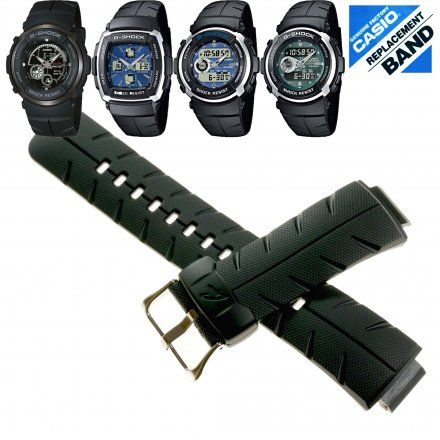 Pasek 10188556 Do Zegarka Casio Model G-300 G301 G-306 G-350