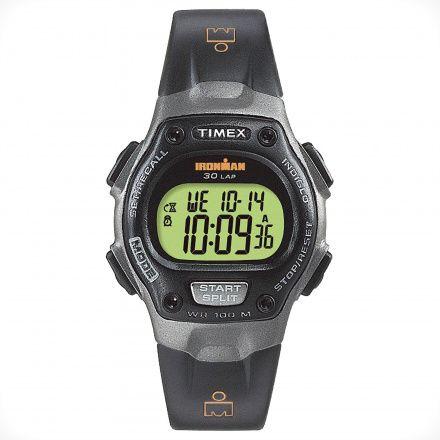 P53161 Pasek Timex Gumowy Czarny Do Zegarka T53161