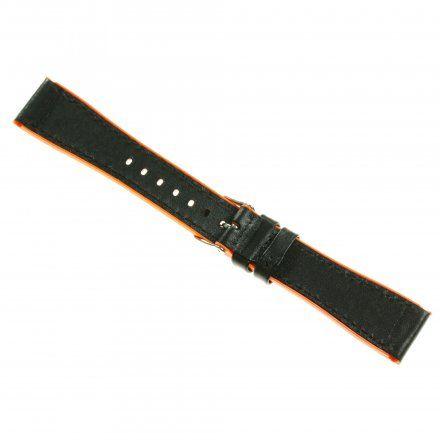 P2M428 Pasek Timex 22 Inne Czar-Pomarańczowy Do Zegarka T2M428