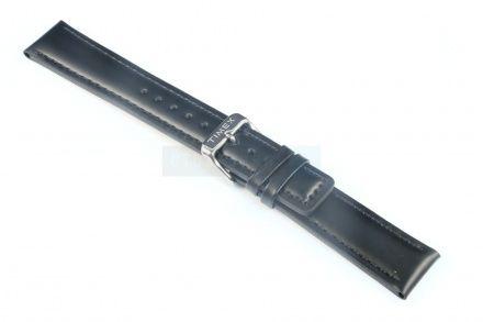 P2E561 Pasek Timex 20 Skórzany Czarny Do Zegarka T2E561