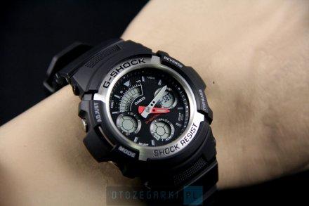 Zegarek Casio AW-590-1AER G-Shock AW-590 -1AER