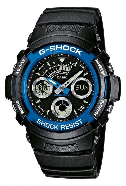 Zegarek Casio AW-591-2AER G-Shock AW-591 -2AER