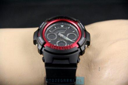 Zegarek Casio AW-591-4AER G-Shock AW-591 -4AER