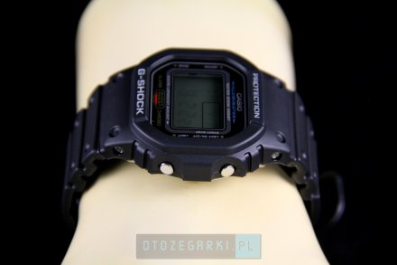 Zegarek Casio DW-5600E-1VZ G-Shock DW-5600E -1VZ