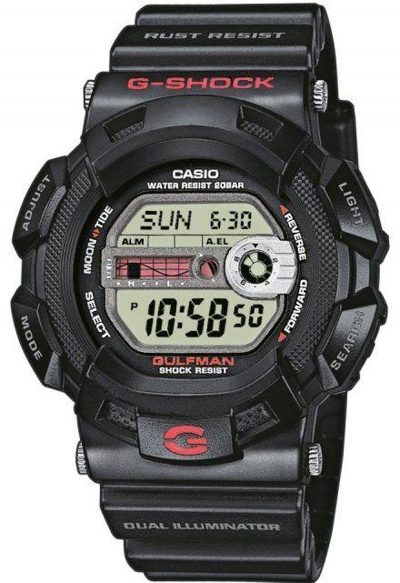 Zegarek Casio G-9100-1ER G-Shock Master Of G Premium G-9100 -1ER