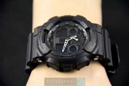 Zegarek Casio GA-100-1A1ER G-Shock GA-100 -1A1ER