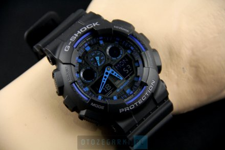 Zegarek Casio GA-100-1A2ER G-Shock GA-100 -1A2ER