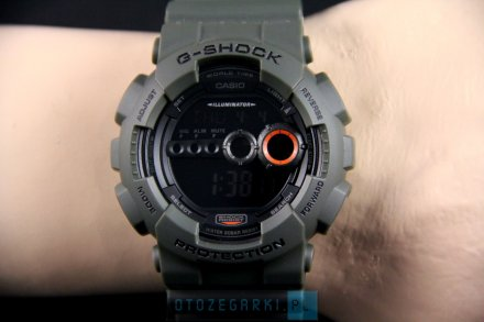 Zegarek Casio GD-100MS-3ER G-Shock GD-100MS -3ER