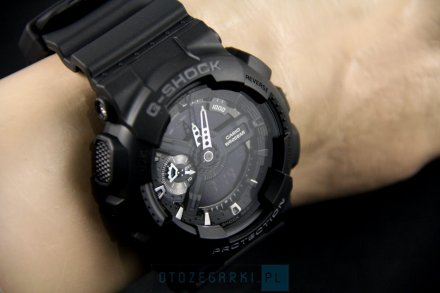 Zegarek Casio GA-110-1BER G-Shock GA-110 -1BER